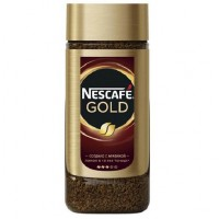 Кофе «Nescafe Gold» стекло 95 г.