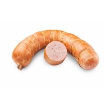 Колбаса вареная Мортаделла с перцем  (за 1 кг)