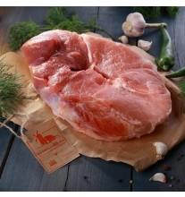 Свинина окорок на кости (за 1 кг)