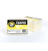 Творог мдж 5% (за 1 ед. товара, 350 гр)