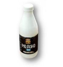 Молоко мдж 2,5 % (за 1 ед. тов,пл. бут.- 900 гр)