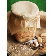 Тушенка из индейки (за 1 банку, 500 гр)