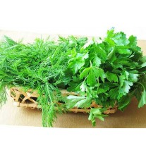 Ассотри зелени (лук,петрушка,укроп)(по 120гр)