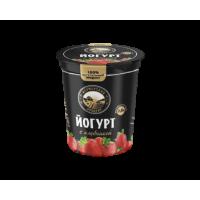 Йогурт клубничный (за 1 ед. 300 гр)