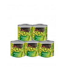 Зеленый горошек ,400 гр (за 1 банку)