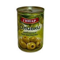 Оливки б/к 280 гр,ж/б (за 1 банку)