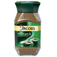 Кофе Якобс Монарх ст 190 гр