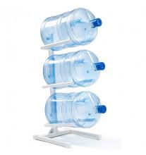 Подставка под бутыли на 3 шт