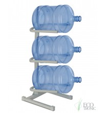 Подставка под бутыли 19 литров  на 3 штуки