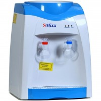 Диспенсер для нагр  водыSMixx 68TВ белый с голубым