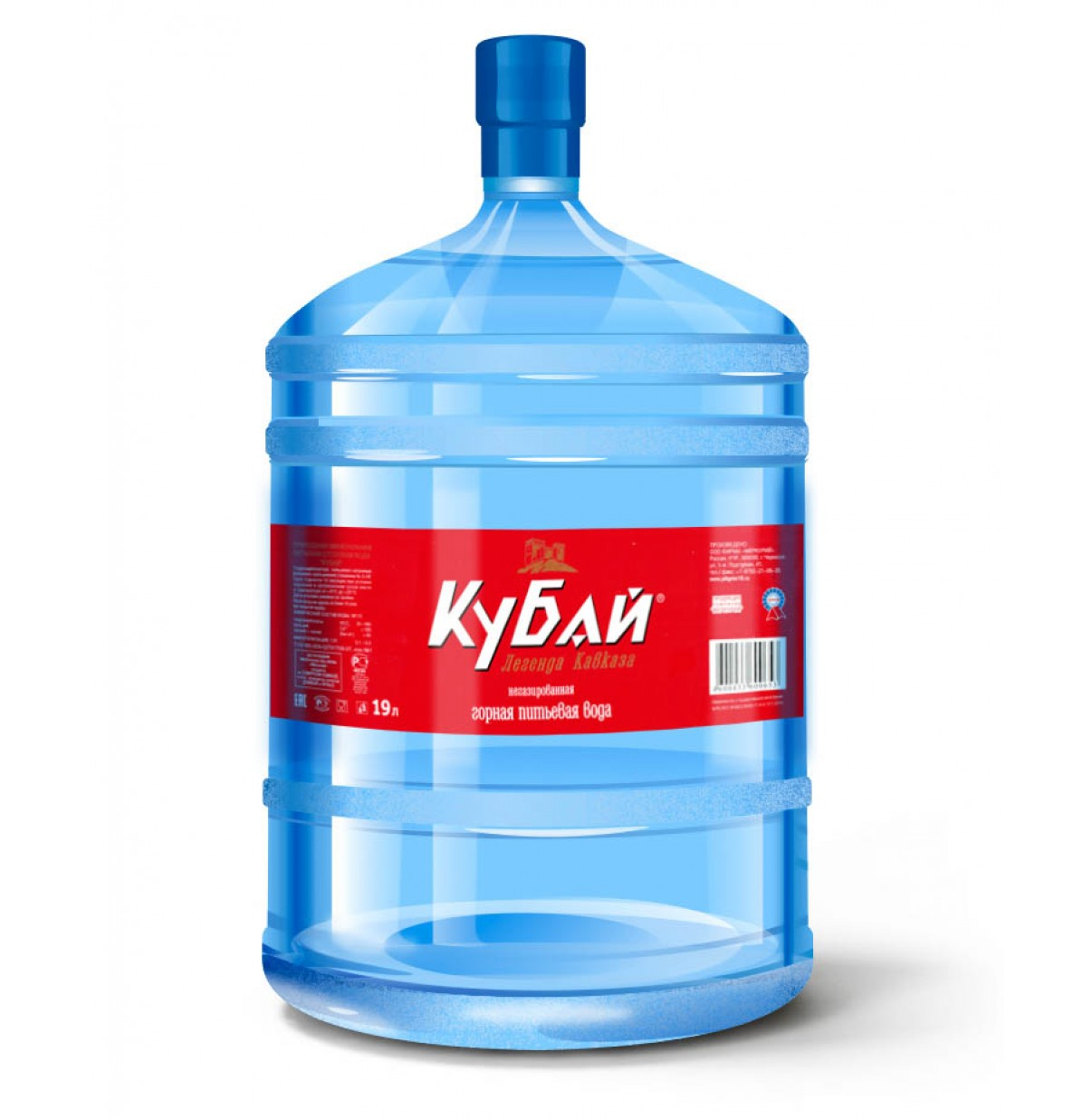 КУБАЙ 19л